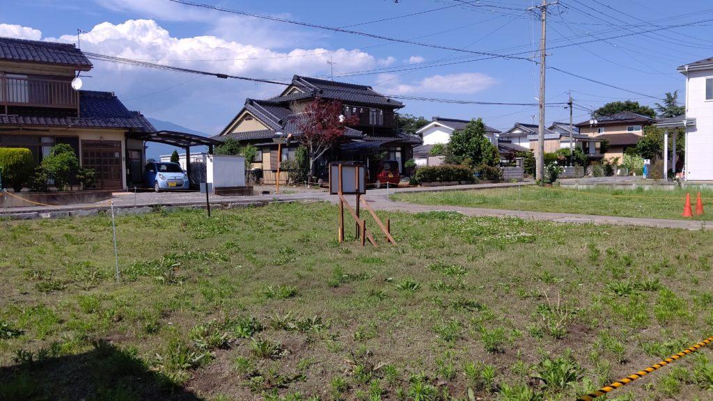 売地佐久市桜井写真03